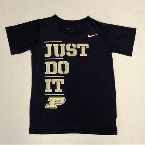 Purdue University - Nike Women's Athletic Tee